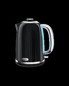 Fierbator de apa Breville Style VKJ991X-01 ,1.7 L, 2.4kW, Baza rotativa 360, Negru