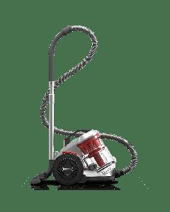 Aspirator fara sac Dirt Devil Infinity AC Plus DD5110-0, 800W, 2L, 4 accesorii, Filtru Hepa, Multi-Cyclonic, Negru