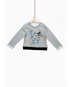 Bluză bebe  Mickey 3/36 luni