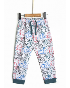 Pantaloni bebe 6/36 luni Disney
