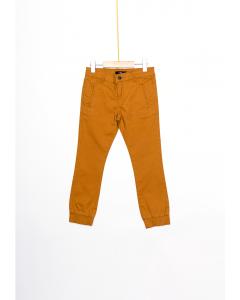 Pantaloni twill băieți 2/14 ani
