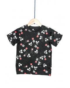 Tricou mânecă scurtă băieți 2/8 ani Mickey