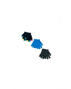 Set 3 perechi mănuși copii