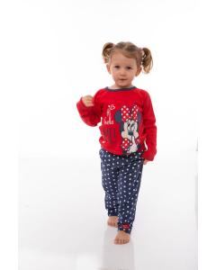 Pijama bebe 3/36 luni Minnie