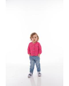 Jeans bebe 9/36 luni