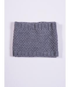 Eșarfă tricotată texturat fete  2/14 ani