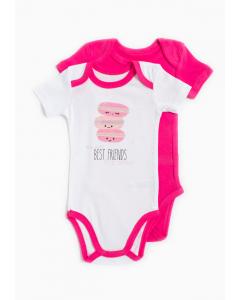 Set 2 body bebe 3/23 luni