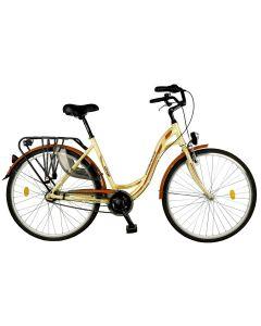 Bicicleta DHS CITADINNE 2838 Crem - 450mm