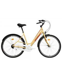 Bicicleta Dama DEVRON URBIO LC2.8 2016 Antique Brass 520 mm