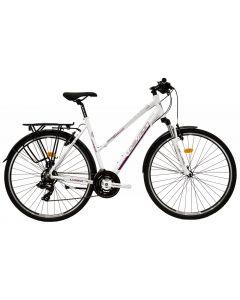 Bicicleta Dama DEVRON URBIO LT1.8 2016 Ivory White 535 mm
