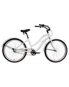 Bicicleta Dama DEVRON URBIO LU2.6 2016 White Mist 470 mm