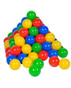 Set 100 bile colorate :: Knorrtoys