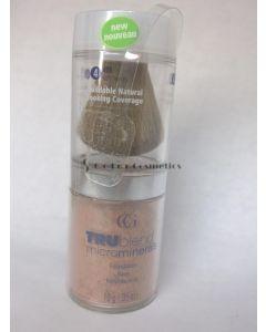 Fond de ten Cover Girl Tru Blend Micro Minerals Loose Powder Foundation - Soft Honey