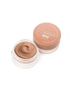 Fond de ten cremos New York Color Smooth Skin Mousse Foundation - Sand beige