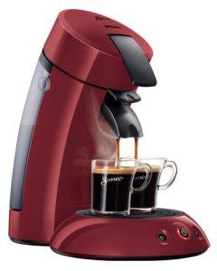 Aparat cafea cu paduri  Philips Senseo HD6553/80 rosu