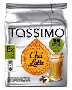 Tassimo Twinings Chai Latte, 8 capsule