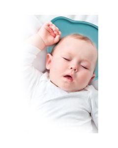 Pernuta speciala pentru cap bebelus BO Jungle, Albastru