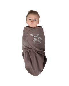 Body special bebelusi tip Wrap BO Jungle Maimutica, S, 3-6 kg, din bumbac