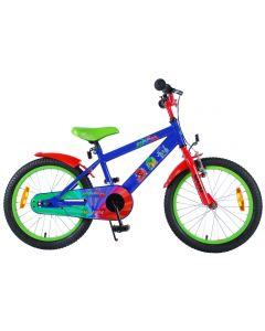 "Bicicleta pentru baieti 18"" inch, Pj Masks Volare"