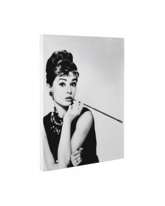 Audrey Hepburn - Tablou Canvas - 4Decor