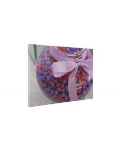 Un borcan de bomboane - Tablou Canvas - 4Decor