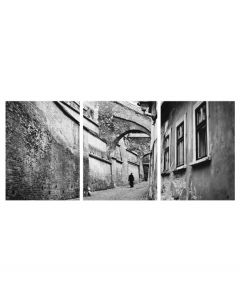 Tablou canvas 3 piese - Arhitectura clasica - 4Decor