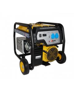 Generator curent Stager, 5.5 kW,Pornire electrica, Benzina, FD6500E