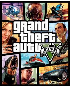 Joc Grand Theft Auto V (cod Activare)