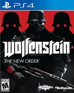Joc Wolfenstein: The New Order Pentru Playstation 4