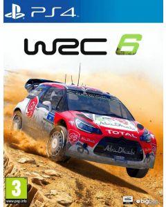 Joc Wrc 6 Pentru Playstation 4