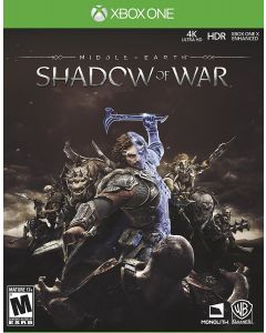 Joc Middle Earth:shadow Of War Pentru Xbox One