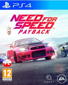 Joc Need For Speed Payback Pentru Playstation 4