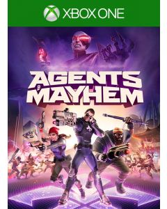 Joc Agents Of Mayhem (xbox One) Pentru Xbox One