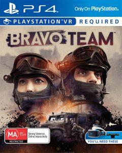 Joc Bravo Team Pentru Playstation 4