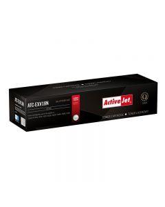 Cartus toner compatibil C-EXV18 Black pentru Canon, 8400 pagini, Premium Activejet, Garantie 5 ani